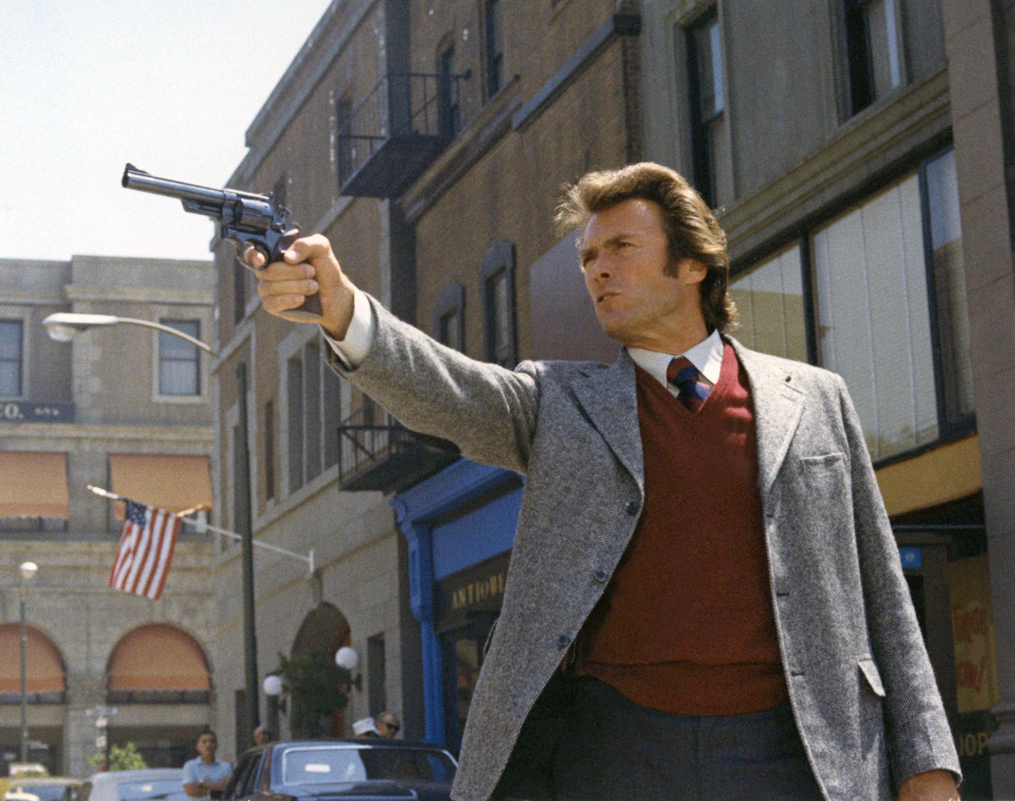 Dirty Harry (1971) - IMDb