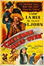 Cheyenne Takes Over (1947) Poster