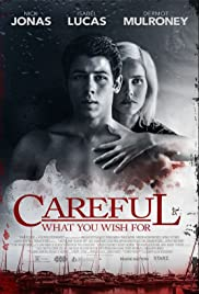 Careful What You Wish For Poster