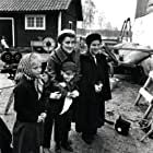 Astrid Lindgren and Jan Ohlsson in Emil i Lönneberga (1971)