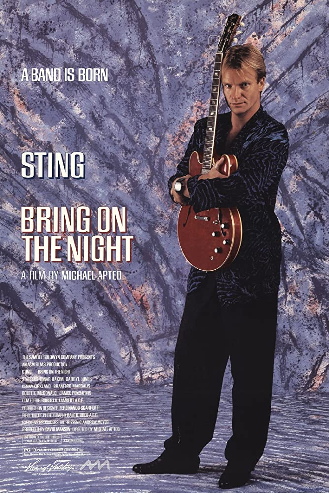 Bring on the Night (1985)