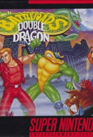 Battletoads & Double Dragon Poster