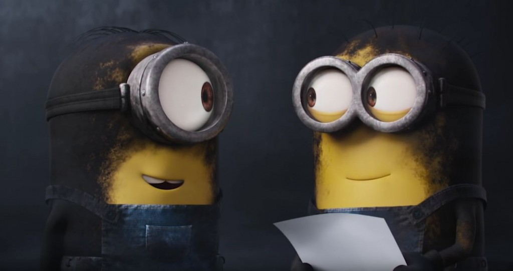 Minions Mini Movie Competition 2015