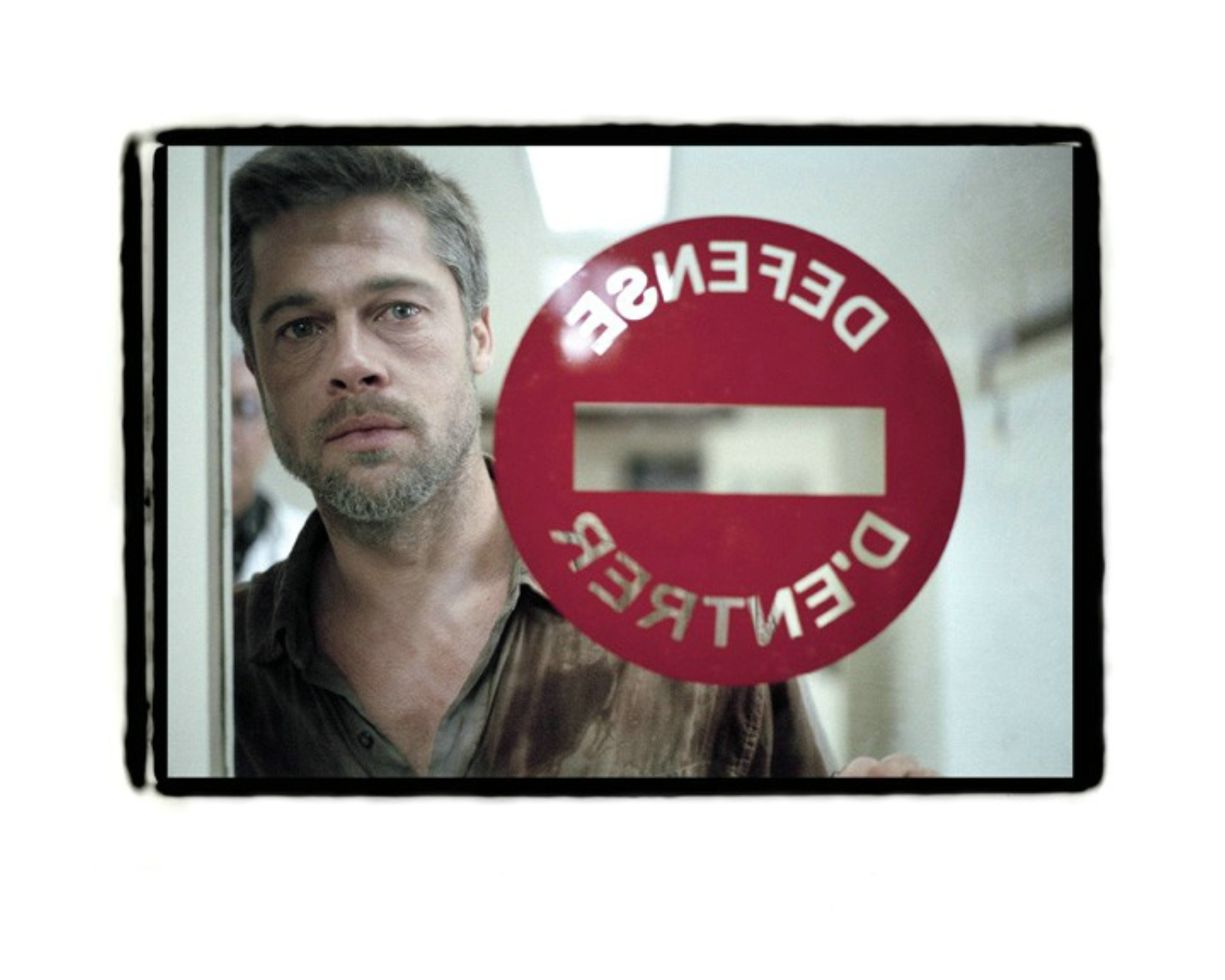 Brad Pitt in Babel (2006)