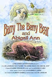 Barry the Berry Bear and Abigail Ann Poster