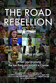 The Road Rebellion: Teen and Young Adult Cancer in America Poster