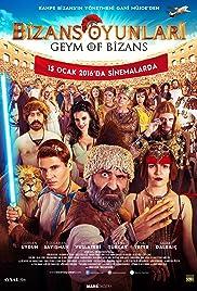 Bizans oyunlari: Geym of Bizans Poster