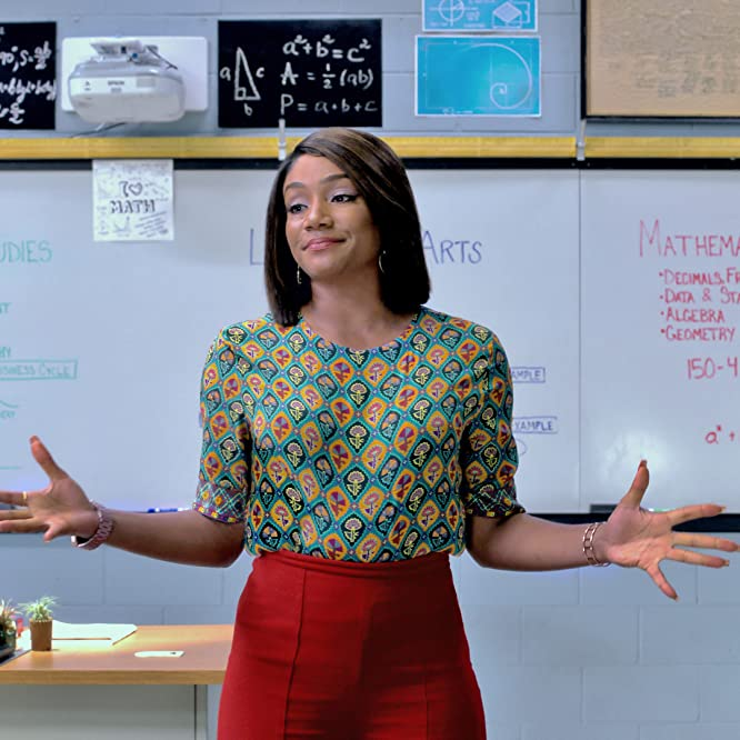 Tiffany Haddish in Night School (2018)