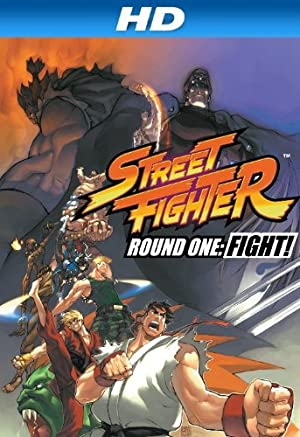 Where to stream Street Fighter: Round One - Fight!
