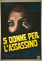 5 donne per l'assassino