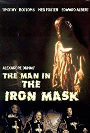 The Face of Alexandre Dumas: The Man in the Iron Mask Poster