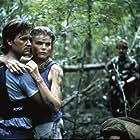Mariel Hemingway and Kurt Russell in The Mean Season (1985)