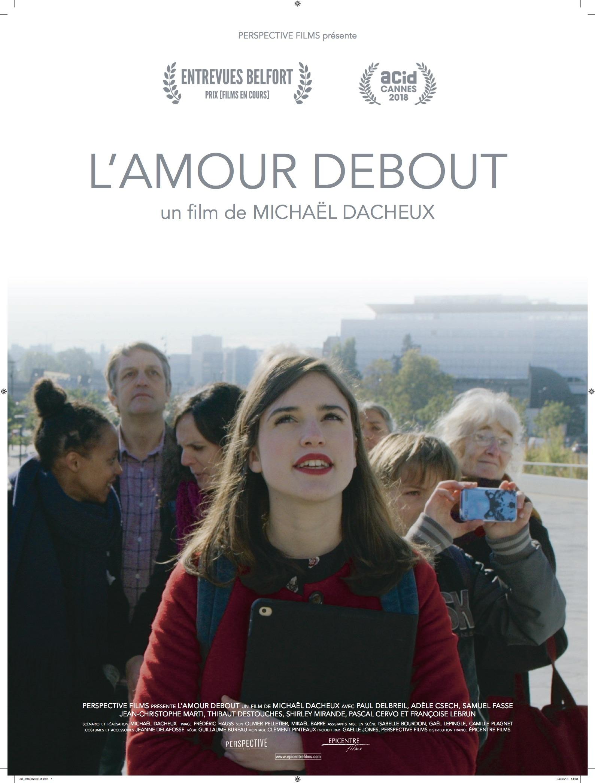 acb08339f L'amour debout (2018) - IMDb