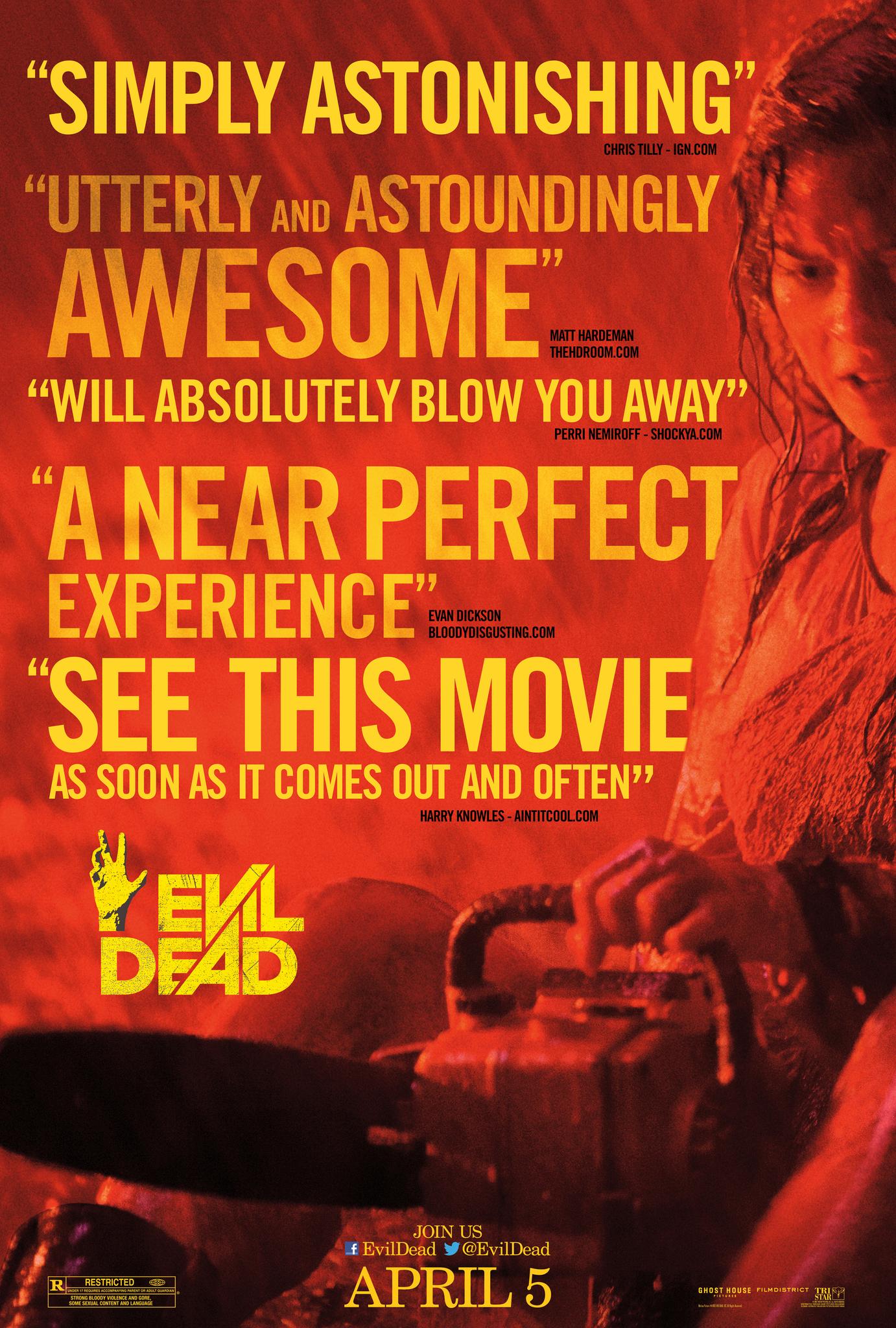 Evil Dead (2013) - IMDb