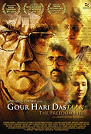 Gour Hari Dastaan: The Freedom File Poster