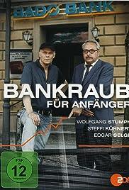 Bankraub für Anfänger Poster