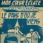 Gilbert Bécaud in Le pays d'où je viens (1956)
