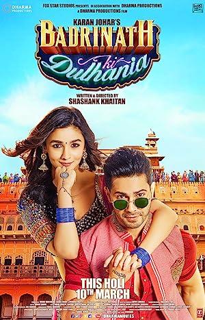 Badrinath Ki Dulhania watch online