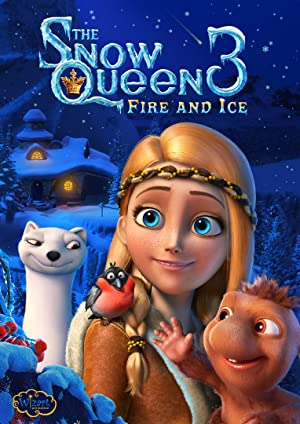 The Snow Queen 3: Fire and Ice poster