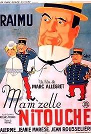 Mam'zelle Nitouche Poster