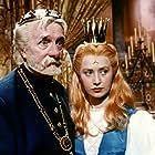 Frantisek Smolík and Marie Kyselková in Princezna se zlatou hvezdou (1959)