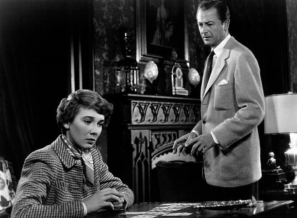 Robert Young and Betsy Drake in The Second Woman (1950)