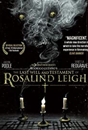 The Last Will and Testament of Rosalind Leigh (2012) Poster - Movie Forum, Cast, Reviews