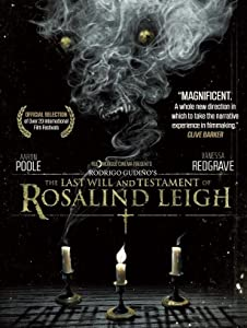 Watch hot english movies list The Last Will and Testament of Rosalind Leigh [640x640]