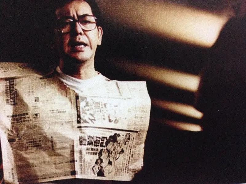 Anthony Chau-Sang Wong in Qian yan wan yu (1999)