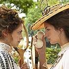 Laure de Clermont-Tonnerre and Louise Bourgoin in Les aventures extraordinaires d'Adèle Blanc-Sec (2010)