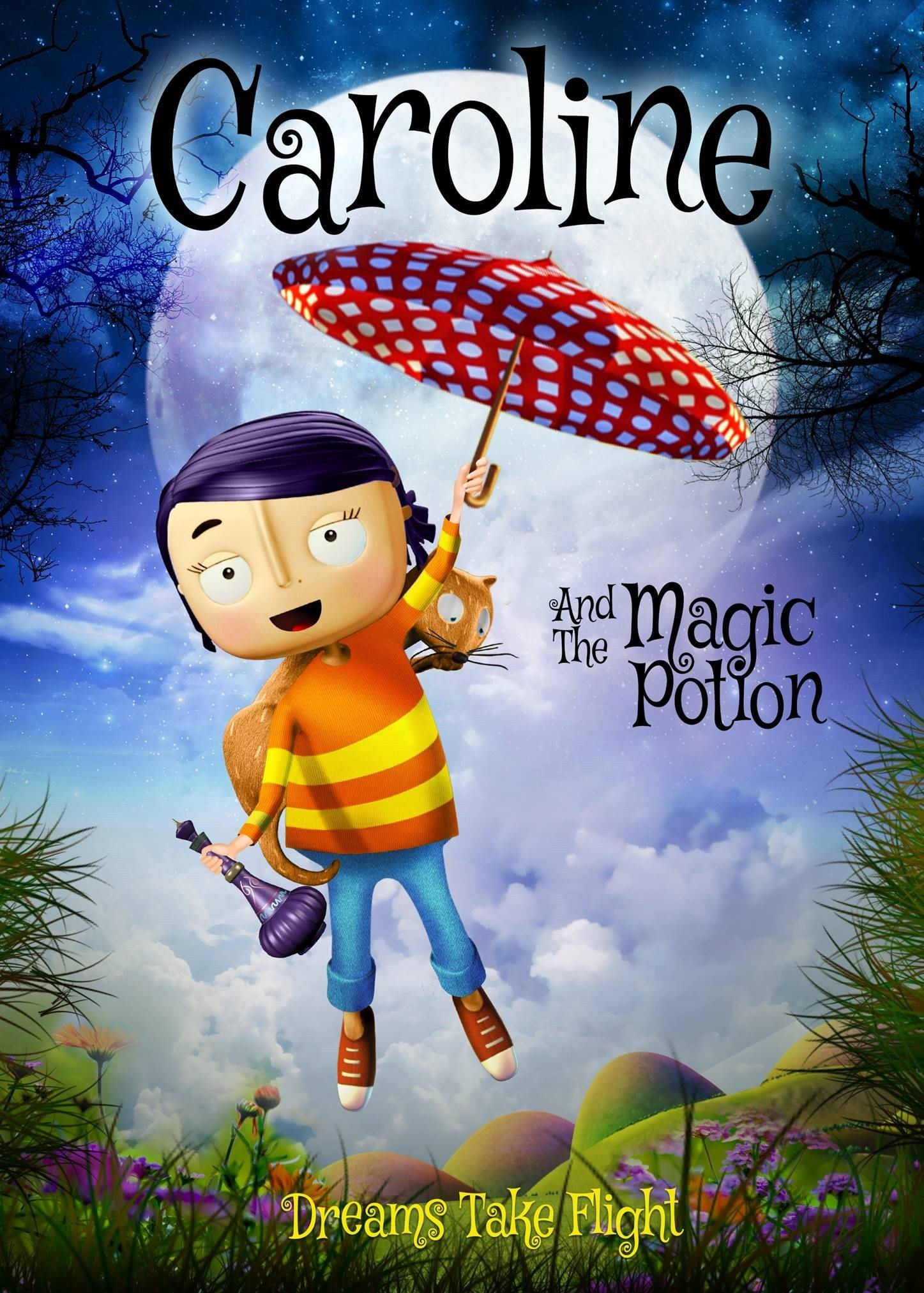 Caroline And The Magic Potion 2015 Imdb