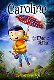 Caroline and the Magic Potion Poster