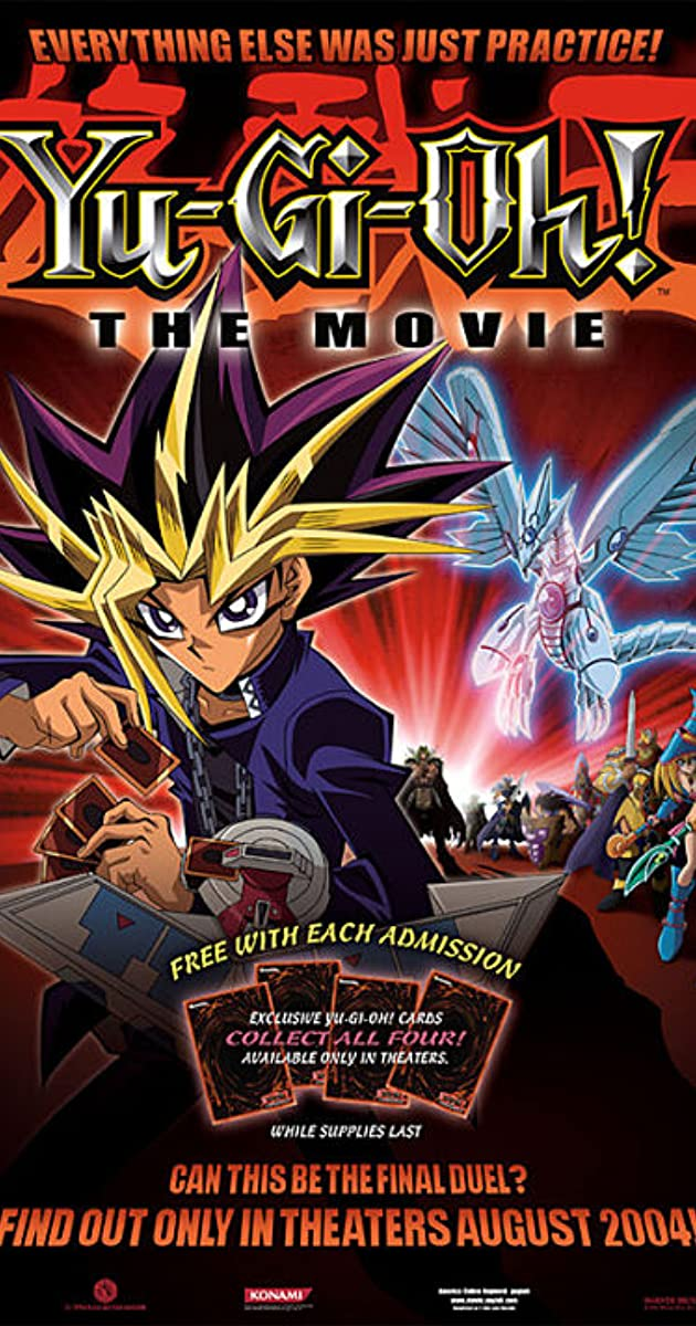 Subtitle of Yu-Gi-Oh!: The Movie - Pyramid of Light