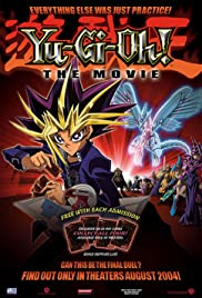 Yu-Gi-Oh!: The Movie - Pyramid of Light Poster