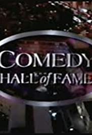 The First Annual Comedy Hall of Fame Poster