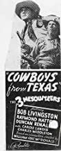 Cowboys from Texas (1939) Poster