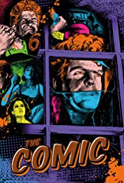 The Comic Poster