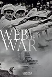 A Web of War Poster