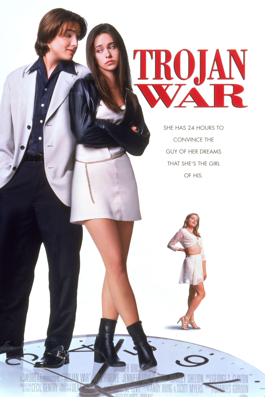 Jennifer Love Hewitt, Marley Shelton, and Will Friedle in Trojan War (1997)