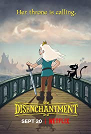 TRAILER: Disenchantment | Coming to Netflix August 17, 2018 2