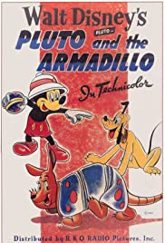 Pluto and the Armadillo Poster