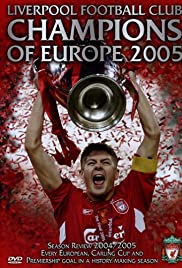 Liverpool FC: Champions of Europe 2005 Poster