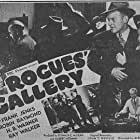 Frank Jenks, Robin Raymond, Ray Walker, and H.B. Warner in Rogues Gallery (1944)