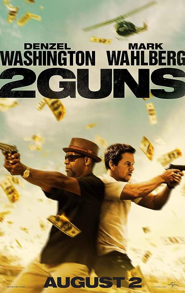 2 Guns (2013) Hindi Dubbed