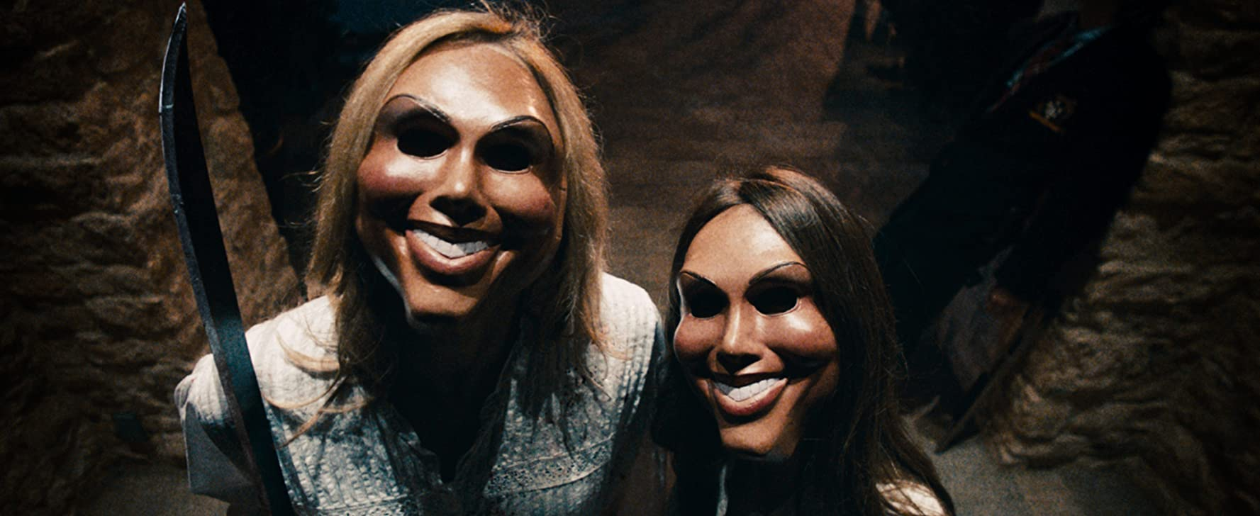 "Still photographs of ""The Purge"" (2013)"