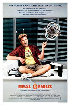 poster for Real Genius
