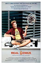 Real Genius(1985) Poster - Movie Forum, Cast, Reviews