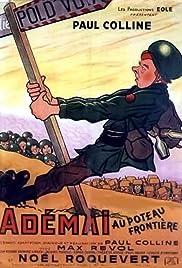 Adémaï au poteau-frontière Poster