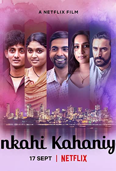 Ankahi Kahaniya (2021) HDRip Hindi Movie Watch Online Free