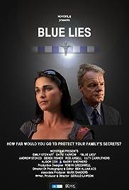 Blue Lies Poster